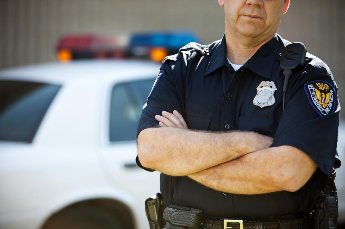 How do police officers feel about the War on Drugs?